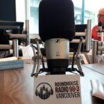 Doris Barwich and Impact's Don Shafer talking on Roundhouse Radio