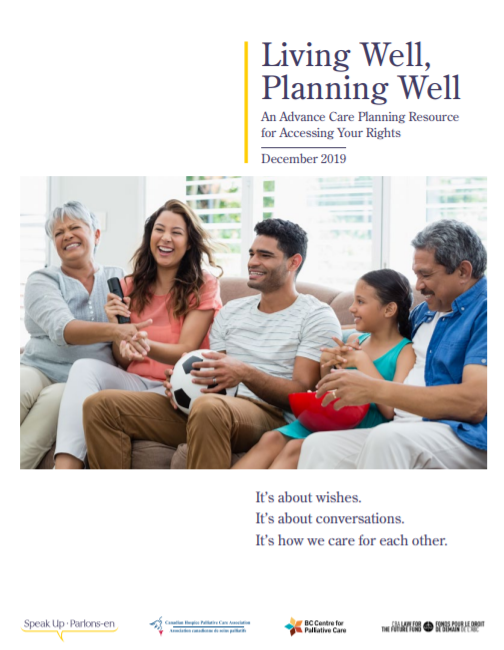 Living Well, Planning Well ACP resource