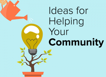 ideas for helping your community